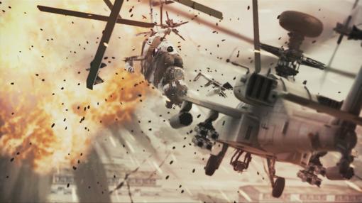 Ace Combat: Assault Horizon. Сюжет, история - Изображение 1