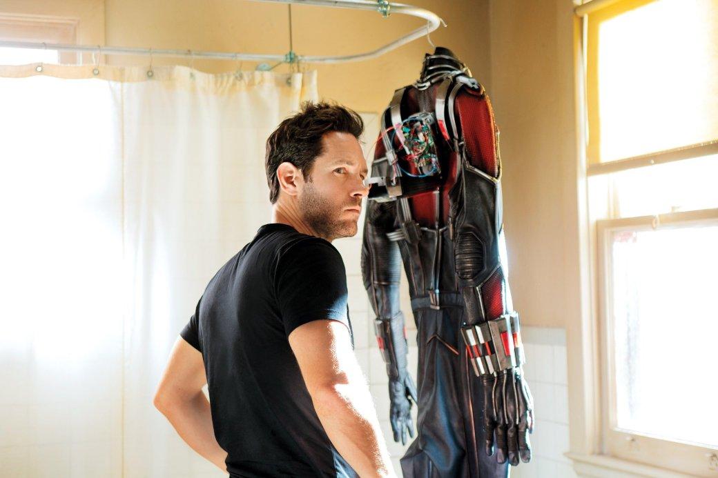 «Человек-муравей» сделает шаг обратно к замыслам Эдгара Райта - Изображение 1