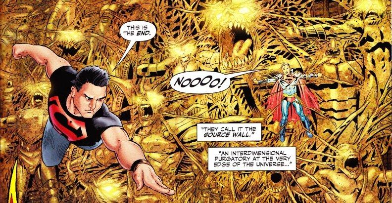 Кем может оказаться Мистер Оз в комиксах DC? . - Изображение 7