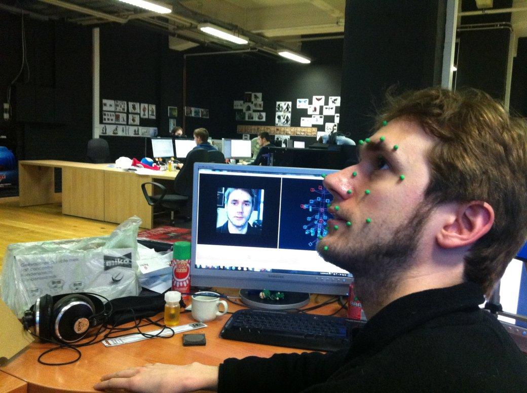 Студия Motion Capture против Kinect: Свен Винке про технологии захвата анимации. - Изображение 4