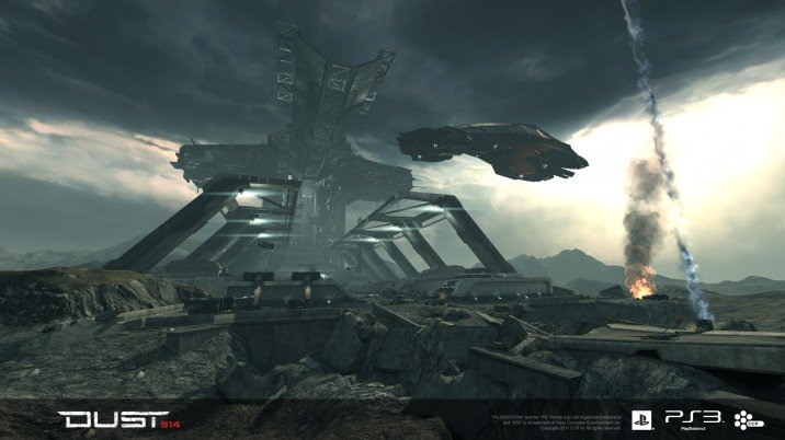 """Dust 514. репортаж с """"Игромира 2012"""" - Изображение 2"""