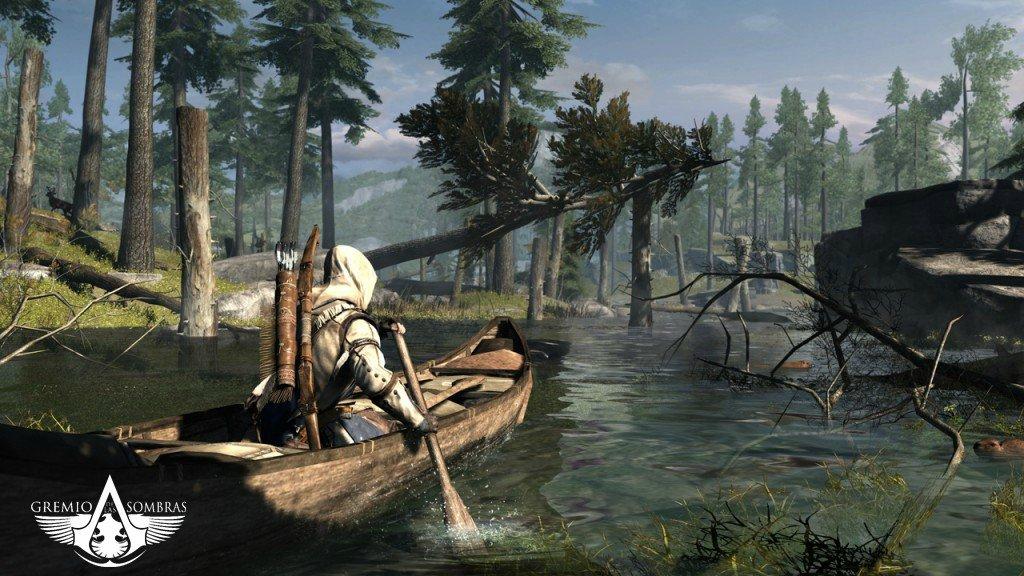 Скриншоты Assassin's Creed III: американский убийца. - Изображение 5