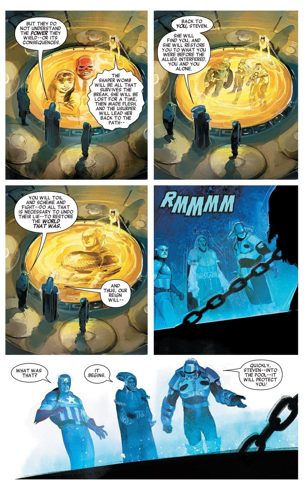 Почему изКапитана Америка получился отличный суперзлодей? - Изображение 16