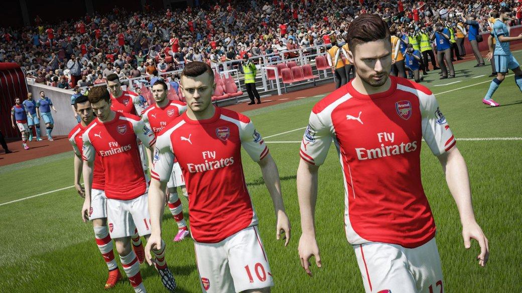 FIFA 15 всех обыграла и вернулась на первое место британского чарта - Изображение 1