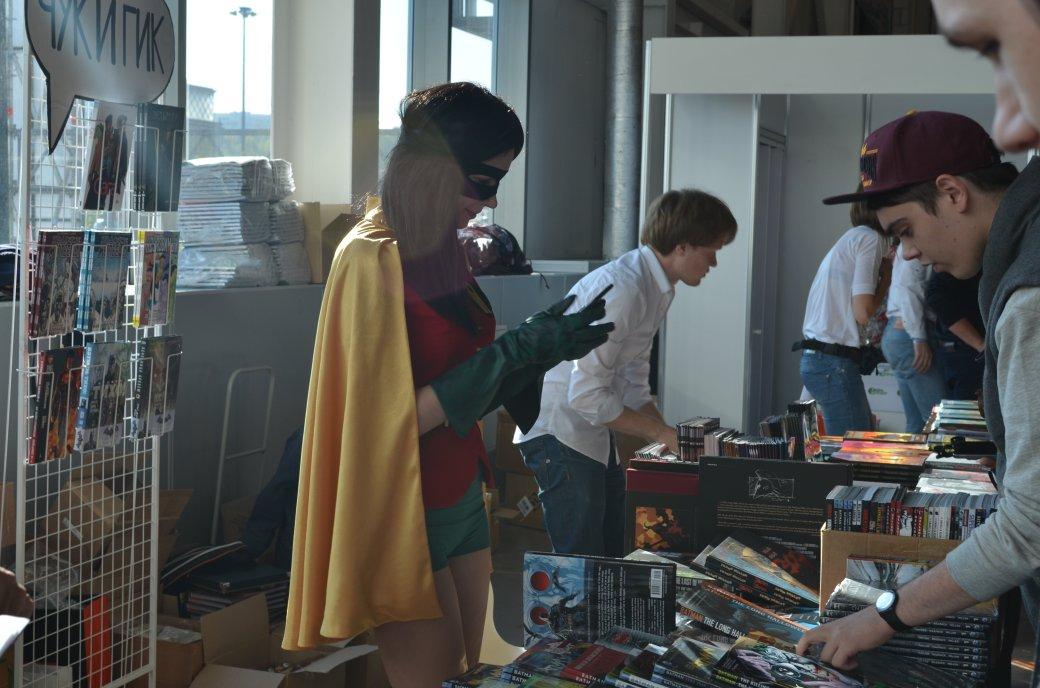 Фотоотчет с «Игромира» и Comic Con Russia, день 1 - Изображение 3