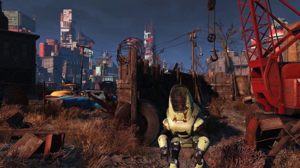 Gamescom 2015. Впечатления от презентаций Dark Souls 3 и Fallout 4. - Изображение 4