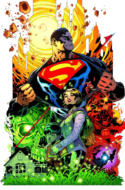 Какие серии DC Rebirth стоит читать? - Изображение 2