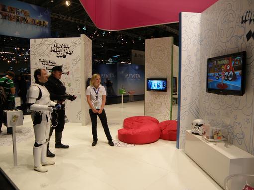 Gamescom 2011. Впечатления. День первый. - Изображение 16