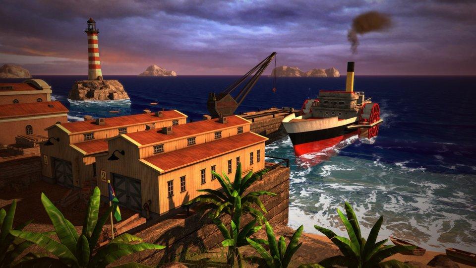 Tropico 5 доплывет до PS4 в 2015 году - Изображение 1