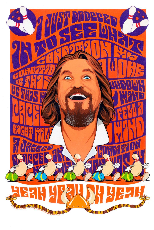 Лучшие постеры Comic-Con - Изображение 50