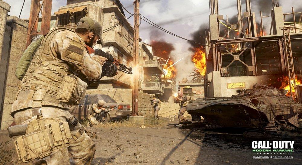 Мультиплеерная бета Call of Duty: Infinite Warfare стартует в октябре - Изображение 1