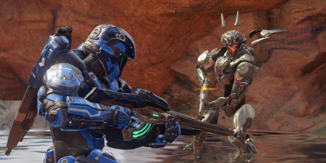 В Halo 5 найдется место и Warzone, и традиционному Big Team Battle - Изображение 1