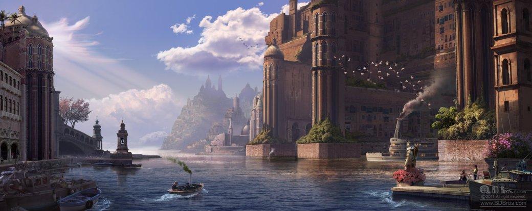 Архитекторы о видеоиграх — почему виртуальные города имитируют жизнь. - Изображение 19