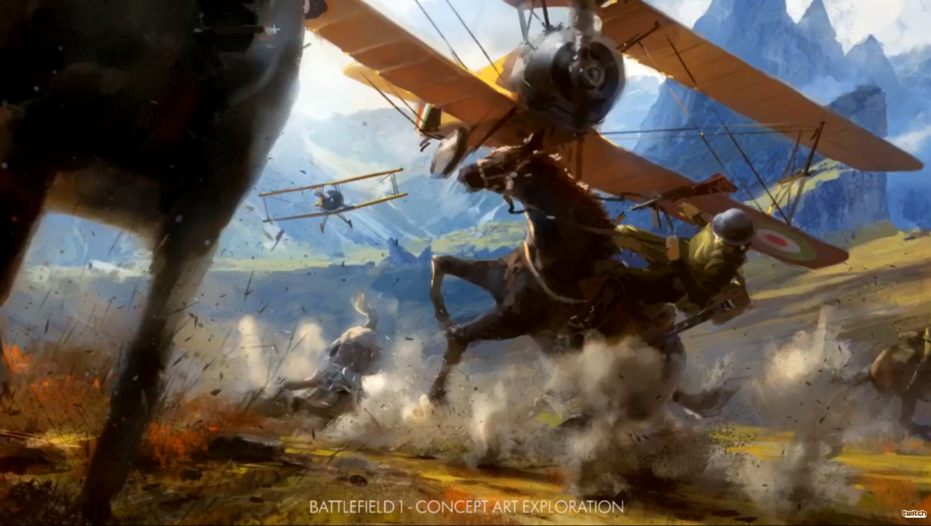 DICE объяснила новый режим и новые классы Battlefield 1 - Изображение 1