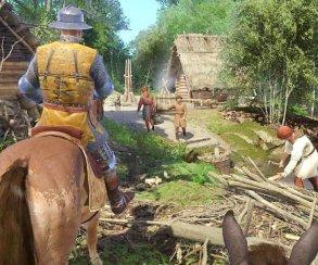 Разработчики Kingdom Come раскрыли интересные подробности дополнения From the Ashes