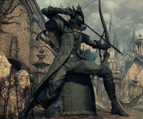 Bloodborne: From Software показала Simon's Bowblade из The Old Hunters