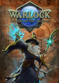 Warlock: Master of the Arcane – фото обложки игры