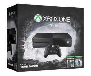 Microsoft анонсировала два праздничных бандла Xbox One 1TB