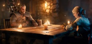 Gwent: The Witcher Card Game. Кинематографический трейлер