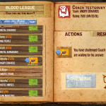 Скриншот Blood Bowl: Star Coach – Изображение 4