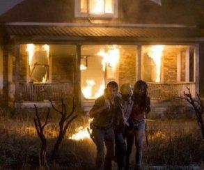 Рик иКарл идругие выжившие напервых кадрах второй половины 8 сезона «Ходячих мертвецов»