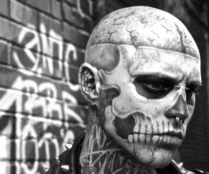 Модель Zombie Boy, снявшийся в клипе Леди Гаги, покончил с собой