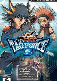 Yu-Gi-Oh! 5D's Tag Force 5 – фото обложки игры
