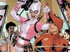 Гвенпул попробует снять маску сЧеловека-паука вновом комиксе