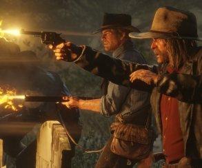 Что показали во втором геймплее Red Dead Redemption 2? Перестрелки, ограбления и попойка в баре!