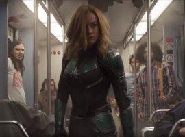 Телереклама «Капитана Марвел» готова скрасить ожидание фильма