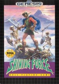 Shining Force – фото обложки игры