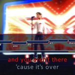 Скриншот The X Factor: The Video Game – Изображение 8
