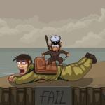 Скриншот Super Trench Attack – Изображение 1