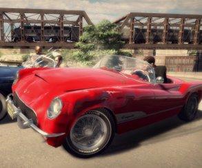 Гифка дня: лучший способ угона автомобиля на примере Mafia 2