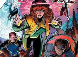 Весной выйдет семь новых серий комиксов про Людей Икс