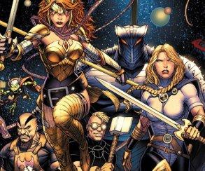ИзСтражей Асгарда вСтражи Галактики: Marvel представила новую команду космических героев