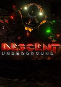 Descent: Underground – фото обложки игры