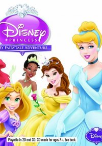 Disney Princess: My Fairytale Adventure – фото обложки игры