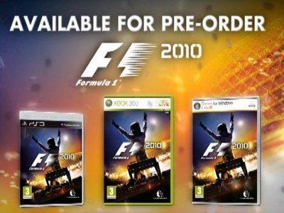 F1 2010. Видеоинтервью