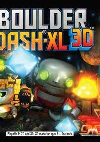 Boulder Dash-XL 3D – фото обложки игры