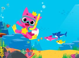 Nickelodeon запустил впроизводство мультфильм покрайне виральному ролику Baby Shark