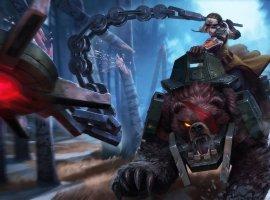 Riot Games выпустили скин для русскоязычного сервера League of Legends