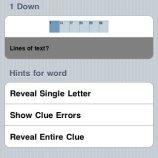 Скриншот Yanks Crossword Puzzles – Изображение 5