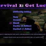 Скриншот Survival 2: Get Lucky – Изображение 1