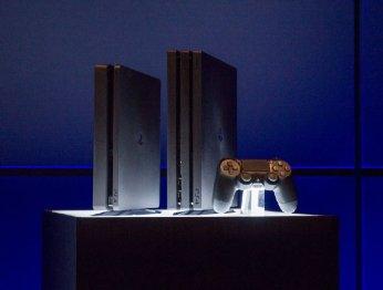 Игры для PlayStation 4 Pro