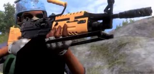 Z1 Battle Royale. Старт ОБТ для PS4