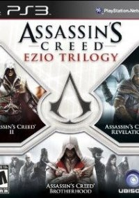 Assassin's Creed: Ezio Trilogy – фото обложки игры
