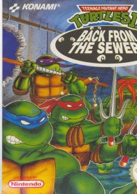 Teenage Mutant Ninja Turtles II: Back from the Sewers