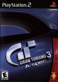 Gran Turismo 3: A-Spec – фото обложки игры