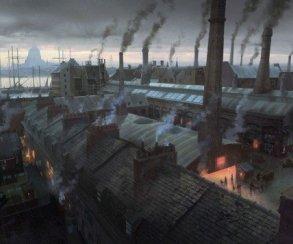 Ситискейп викторианского Лондона Assassin's Creed: Syndicate